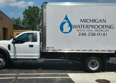 Michigan Waterproofing Crop