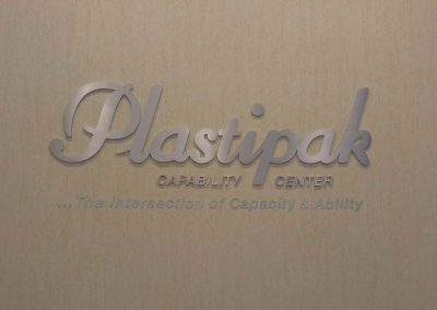 Plastipak Wall Sign Crop